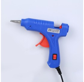 20W Mini Electric Heating Hot Melt Glue Gun Professional Tool For Hobby Craft DIY US Plug