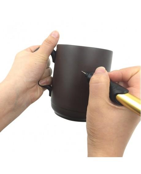 DIY Miniature Electric Carving Machine Cutting the Word Mark Pen Metal / Plastic / Glass Engraving Machine HT341 Random Color