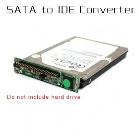 "2.5"" Hard Drive HDD 22PIN SATA female to IDE 44Pin Converter Adapter for Laptop"