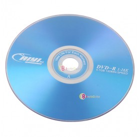 1Pcs New Blank Recordable Printable DVD-R DVDR Blank Disc Disk 8X Media 4.7GB