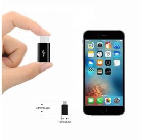 USB 3.1 Type C Male to 2.0 Micro USB 5 Pin Female Data Adapter Converter