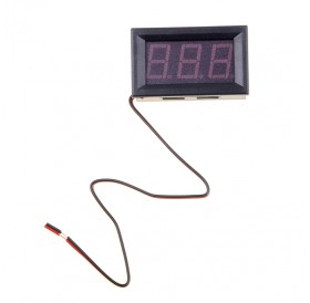 1PC Red LED Digital Voltage Meter Voltmeter Panel AC 70~500V Portable Tool