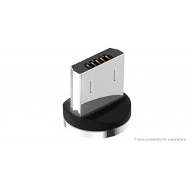 Magnetic Cable Micro-USB Plug Connector