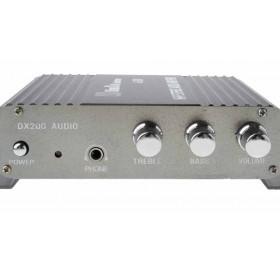 CS067 A-200 Car / Motorcycle Hi-Fi Stereo Sound Amplifier