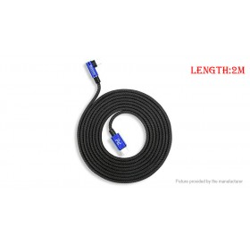 Authentic Baseus MVP USB-C to 8-pin Data & Charging Cable (200cm)